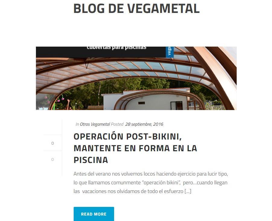 Vegametal Blog