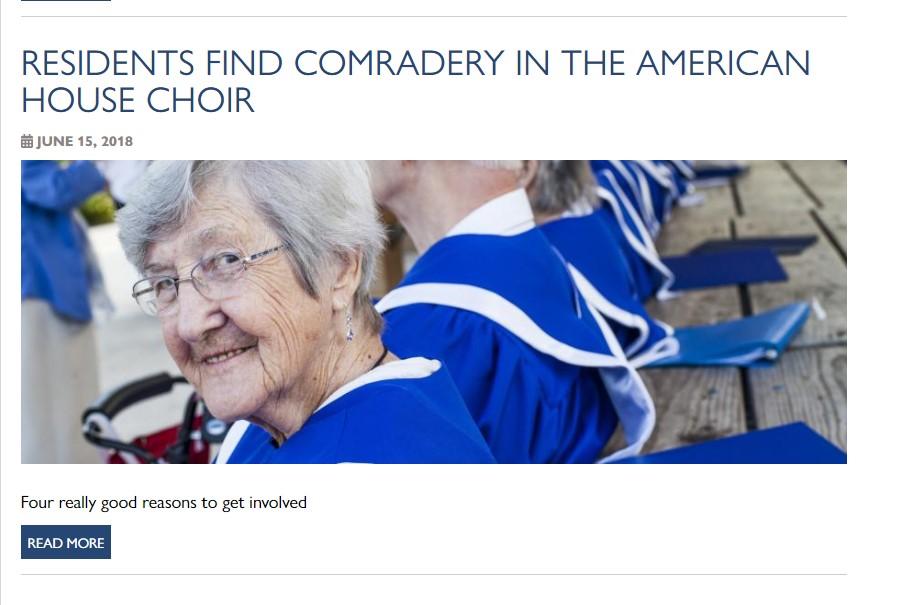 American House Blog