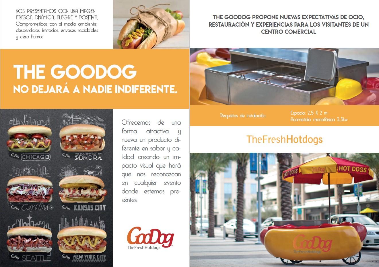 GooDog Catalogue