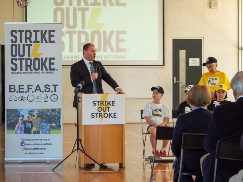 Sponsored Event with Australian MP Josh Frydenberg